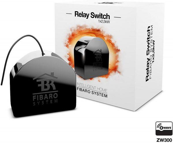 FIBARO Relay Switch 1x 2,5kW