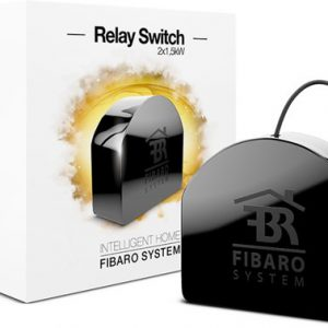 FIBARO Relay Switch 2x 1,5kW