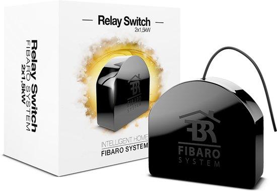 FIBARO Relay Switch 2x 1,5kW